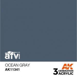 AK-Interactive AK 11341 Ocean Gray (FS35164) 17ml