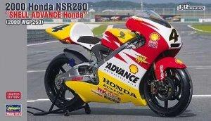 Hasegawa 21703 Honda NSR250 Shell Advance Honda 1/12