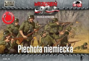 First to Fight PL016 Piechota niemiecka (1:72)