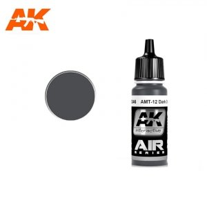 AK Interactive AK 2246 AMT-12 DARK GREY 17ml