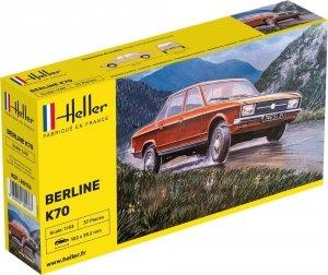 Heller 80176 Berline K70 1/43