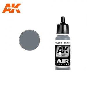 AK Interactive AK 2284 BATTLESHIP GREY 17ml