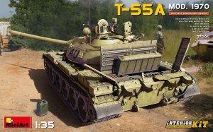 MiniArt 37094 T-55A MOD. 1970 INTERIOR KIT 1/35