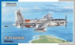 Special Hobby 48194 AF-3S Guardian 1/48