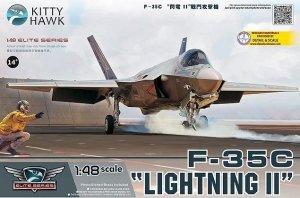 Kitty Hawk 80132 F-35C Lighting II (1:48)