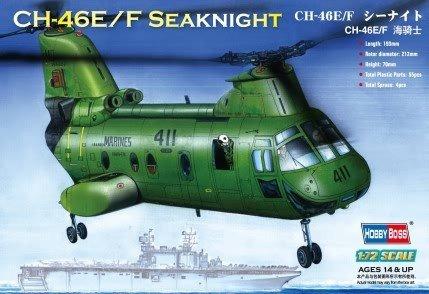 Hobby Boss 87223 CH-46E Seaknight (1:72)