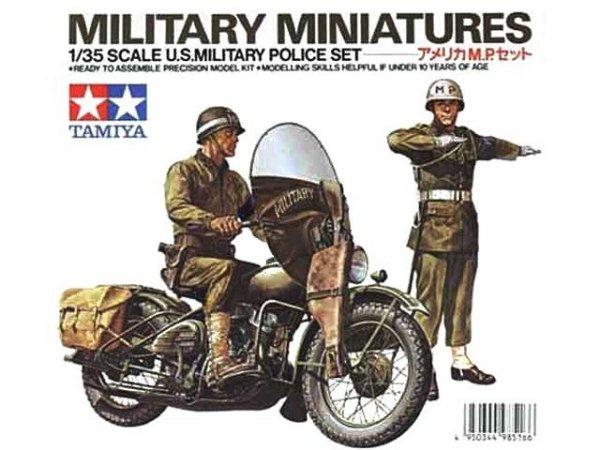 Tamiya 35084 Military Police Set (1:35)