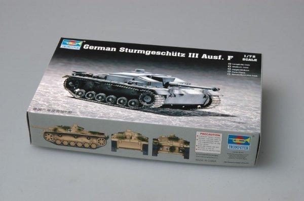 Trumpeter 07259 German Sturmgeschutz III Ausf. F (1:72)