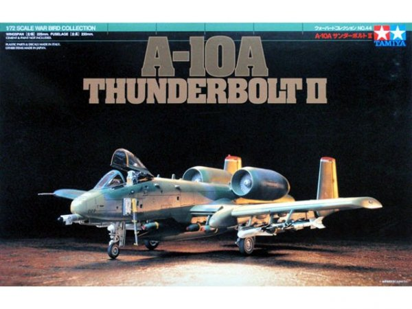 Tamiya 60744 A-10 Thunderbolt II (1:72)