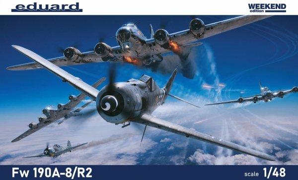 Eduard 84114 Fw 190A-8/ R2 1/48