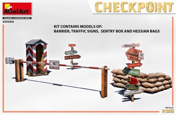 MiniArt 35562 Checkpoint 1/35