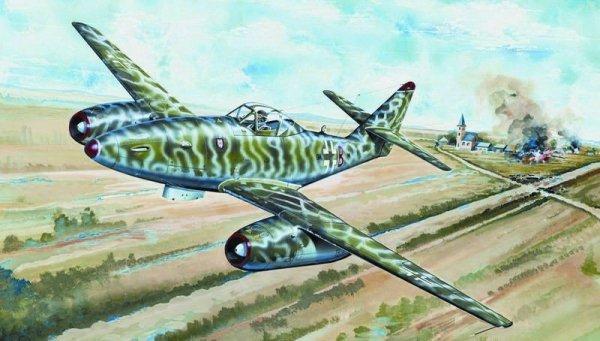 Trumpeter 02236 Messerchmitt Me 262A-2a (1:32)