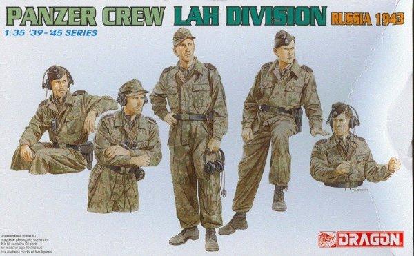 Dragon 6214 Panz.Crew,Lah Div.(Russia43) (1:35)