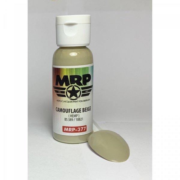 MR. Paint  MRP-377 CAMOUFLAGE BEIGE BS389 30ml