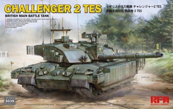 Rye Field Model 5039 Challenger 2 TES 1/35