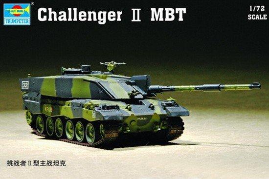 Trumpeter 07214 Challenger II MBT (1:72)