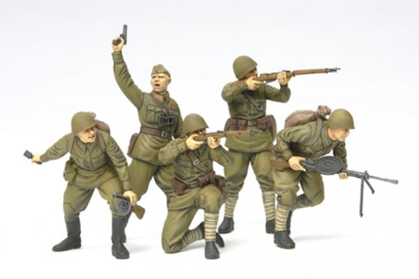 Tamiya 35311 Russian Assault Infantry(1941-1942) (1:35)