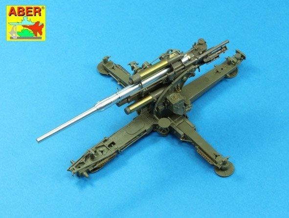 Aber 35L-189 German 88mm L/56 two-piece barrel for Flak 36 and Flak 37 (1:35)