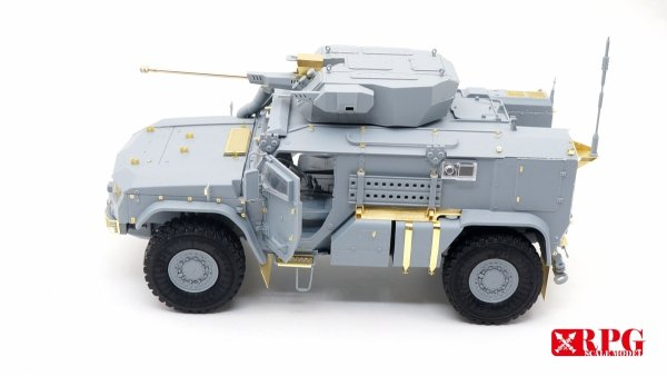 RPG Model 35002 KAMAZ K-4386 Typhoon-VDV with 30 mm 2A42 cannon system 1/35