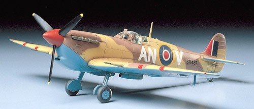 Tamiya 61035 Supermarine Spitfire Mk.Vb Trop. (1:48)