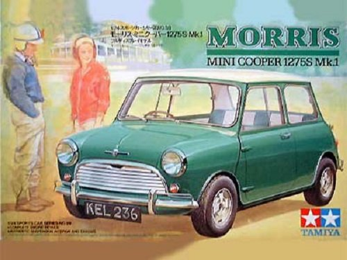 Tamiya 24039 Mini Cooper 1275S Mk.1 (1:24)