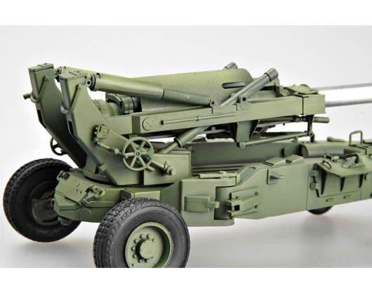 Trumpeter 02306 M198 155mm Medium Towed Howitzer (early version) (1:35)