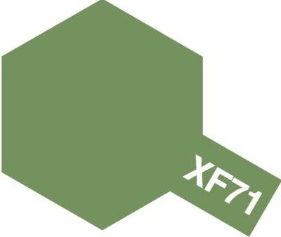 Tamiya XF71 Cockpit Green (IJN) (81771) Acrylic paint 10ml