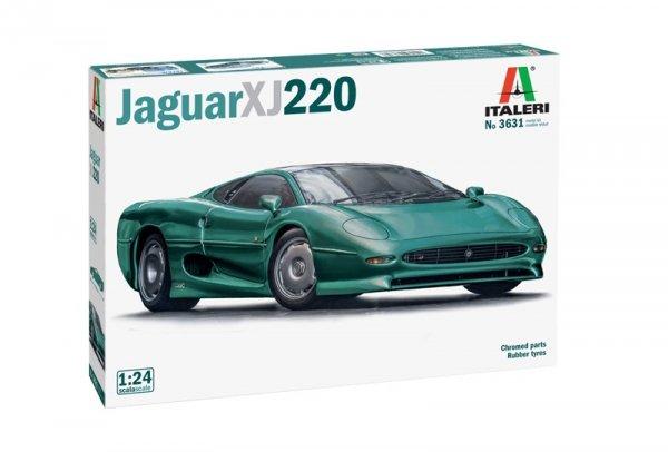 Italeri 3631 Jaguar XJ 220 1/24