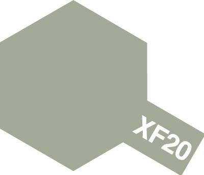 Tamiya XF20 Medium Grey (81720) Acrylic paint 10ml