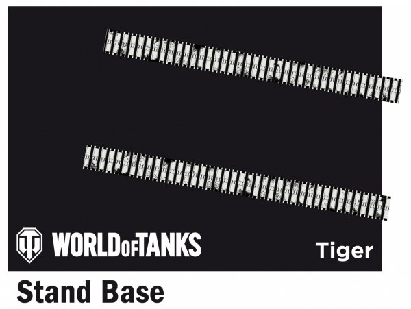 Italeri 34103 TIGER - WoT - Easy to Build 1/72