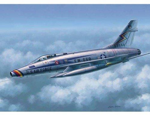 Trumpeter 02839 F-100D Super Sabre (1:48)
