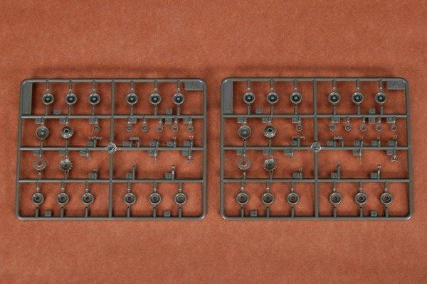 Trumpeter 07217 JAPAN TYPE61 TANK (1:72)