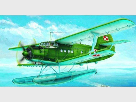 Trumpeter 01606 Antonov An-2V Colt on Float (1:72)