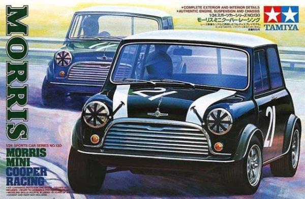 Tamiya 24130 Mini Cooper Racing (1:24)