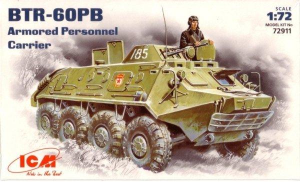 ICM 72911 BTR-60PB (1:72)