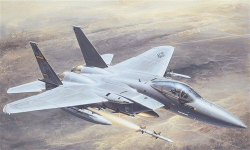 Italeri 2617 F-15 C EAGLE (1:48)