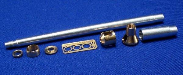 """RB Model 1:35 12.8cm L/61 Działo samobieżne """"Sturer Emil"""" (35B22)"""