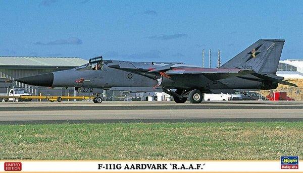 """Hasegawa 02314 F-111G Aardvark """"R.A.A.F"""" 1/72"""