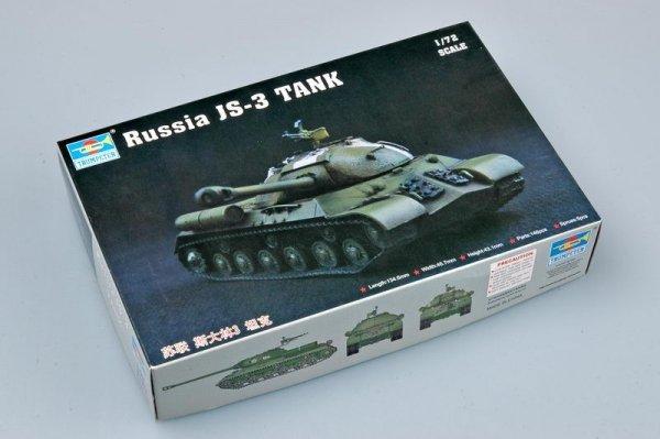 Trumpeter 07227 Russia JS-3 TANK (1:72)