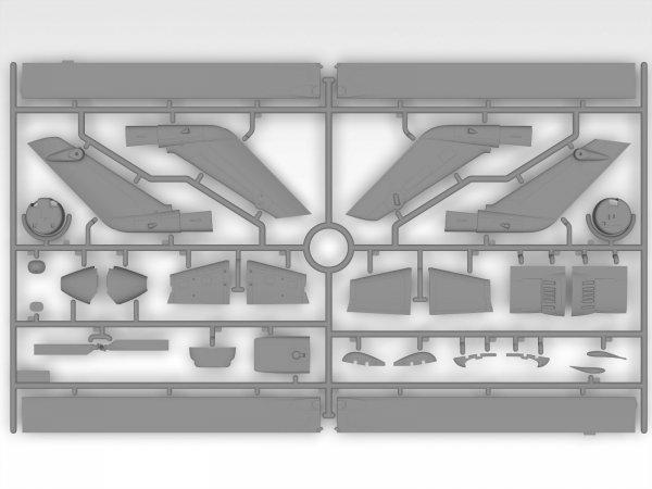 ICM 32060+P AH-1G Cobra (early production) + PAINT SET 1/32