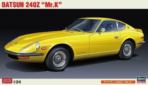 """Hasegawa 20419 Datsun Fairlady 240Z """"Mr.K"""" 1/24"""