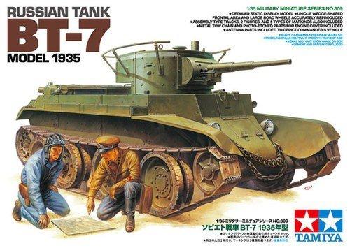 Tamiya 35309 BT-7 Model 1935 (1:35)