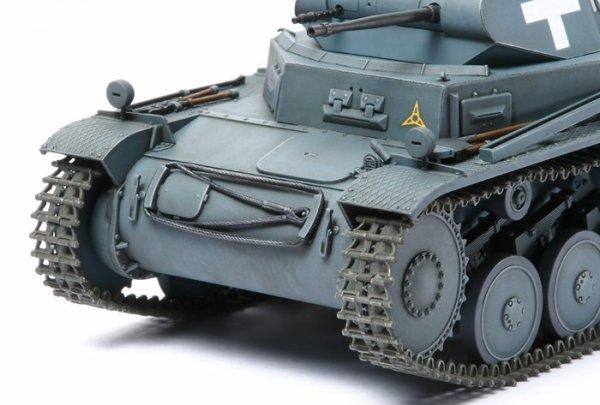 Tamiya 35299 German Panzerkampfwagen II Ausf.C (Sd.Kfz.121) (Polish Campaign) (1:35)