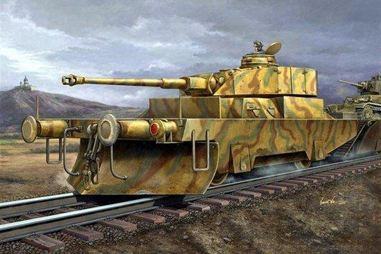 Trumpeter 00369 German Panzerjagerwagen Vol.2 (1:35)