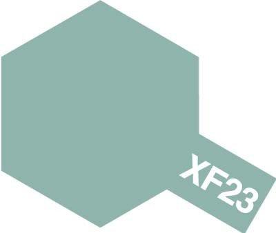 Tamiya XF23 Light Blue (81723) Acrylic paint 10ml