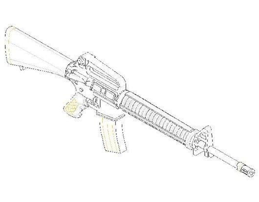 AR15/M16/M4 FAMILY M16-A2