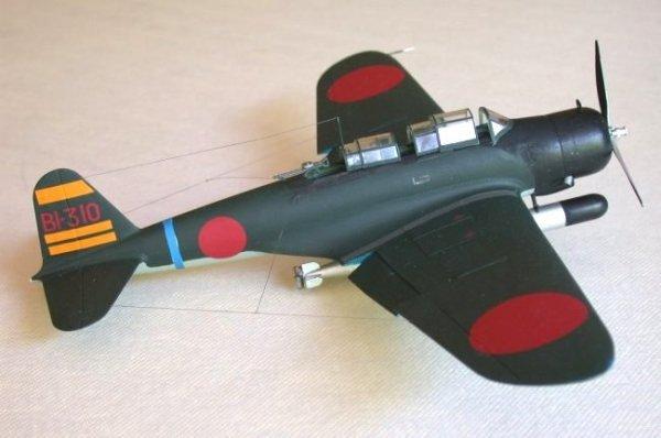 Hasegawa A7 B5N2 Kate (1:72)