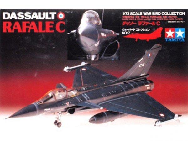 Tamiya 60717 Dassault Rafale C (1:72)