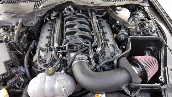 JLT Dolot powietrza / filtr Ford Mustang 2005-2009 v6