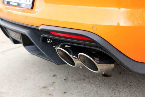 Exhaust tips  Ford Mustang